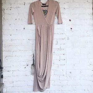ASOS (Club L) Bodycon Maxi Dress